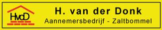 Aannemersbedrijf H. van der Donk